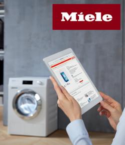 Новые стиральные машины серии W1 от Miele