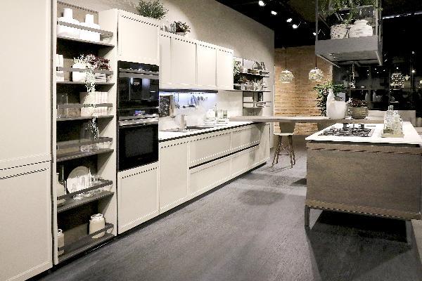 LUBE Cucine и CREO Kitchens на SALONE DEL MOBILE. MILANO 2018