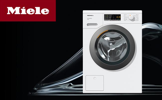 Превосходные стиральные машины серии W1 Active от Miele