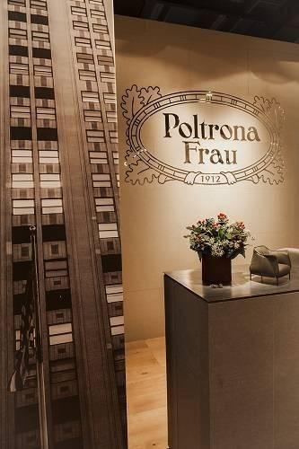 Новинки от Poltrona Frau