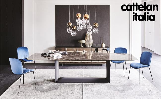 Итальянский бренд CATTELAN ITALIA – эволюция в мире мебели