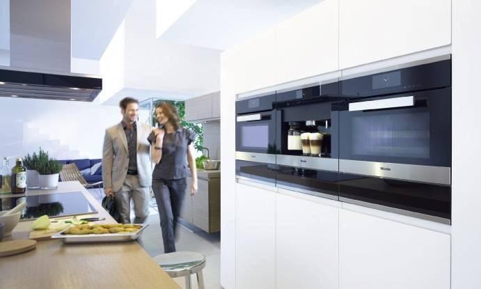 Ограниченное предложение на кухонную технику Prestige от MIELE
