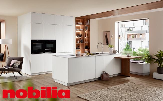 Кухни Nobilia – настоящее немецкое качество и изысканный дизайн