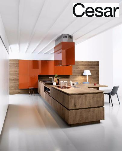 Cesar cucine – итальянские кухни создающие уют