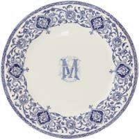 Тарелки десертные MONOGRAM №1 6шт
