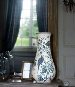 Французский фаянс Gien Классическая коллекция посуды с золотым декором VINCENNES OR (Венсен в золоте) Prestige