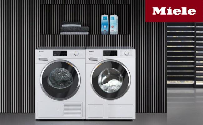Стиральные и сушильные машины серии ModernLife от Miele – максимальный комфорт