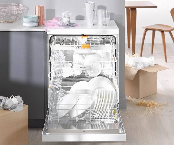 Юбилейная серия посудомоечных машин от Miele