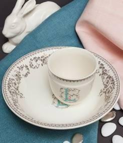 Французский фаянс Gien Подарочная детская посуда MON PREMIER GIEN (Мой первый Gien)