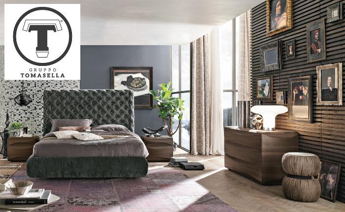 Современная мебель от итальянского бренда Tomasella