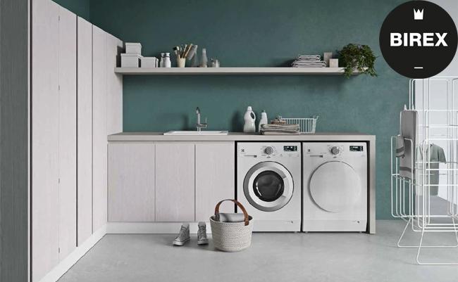 Мебель для прачечных комнат от Birex