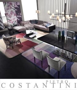 Costantini Pietro - роскошь итальянской мебели