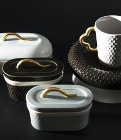 Французский фаянс Gien Подарочная коллекция посуды PANDORA (Пандора)