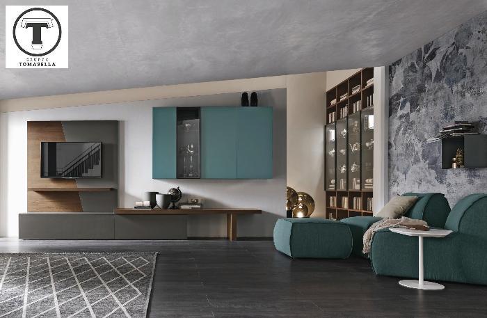 Tomasella – новинки современной итальянской мебели