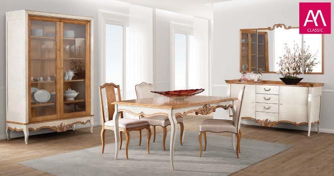 Роскошная португальская классическая мебель AM CIassic
