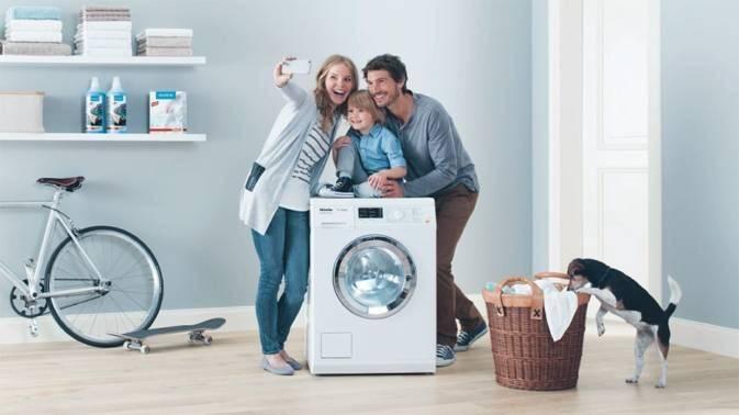 Обновленная серия стиральных машин W Classic от MIELE