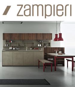 ZAMPIERI CUCINE – современные кухни с традиционным подходом