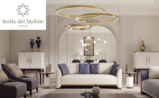 Обновление коллекции Stella del mobile 2021
