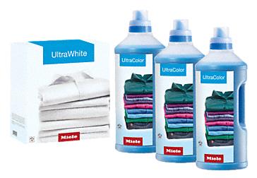 Комплект моющих средств UltraColor UltraWhite для стиральных машин