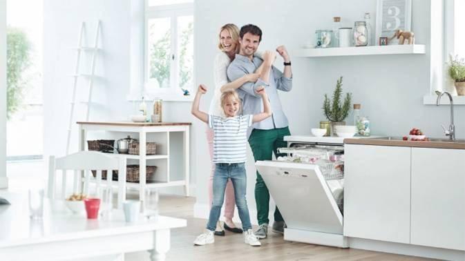 Новая серия Active посудомоечных машин MIELE