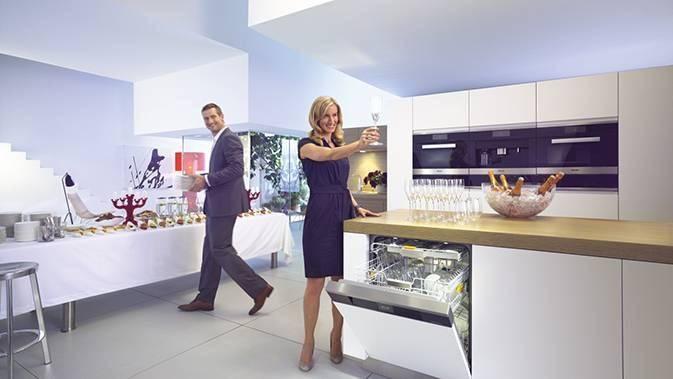 Новое поколение посудомоечных машин Miele Generation 6000