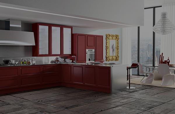 Итальянская кухня в стиле Модерн