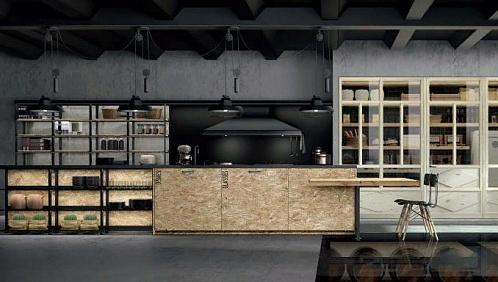 Кухня Craft Loft