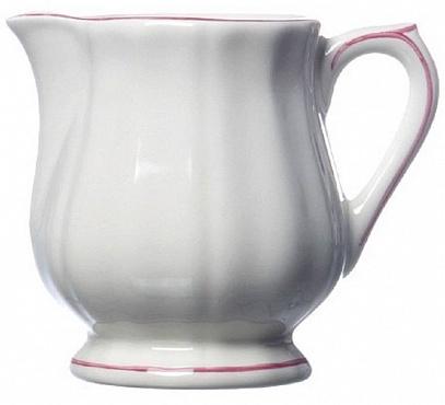 Молочник FILET COULEUR розовый
