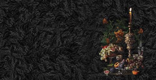 Принт THE BLACK ATTITUDE (Черный подход) BL-04