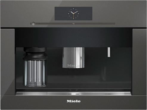 Кофемашина CVA6805 GRGR графитовый серый