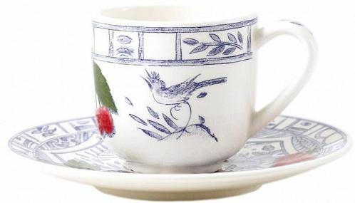Кофейная пара мокко OISEAU BLEU – FRUITS 2шт