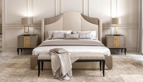 Кровать Caffe' e Oro PR.52