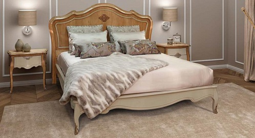 Кровать Majestic Gold