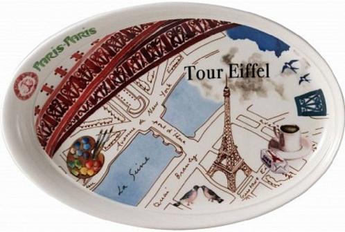 Блюдо овальное PARIS.PARIS