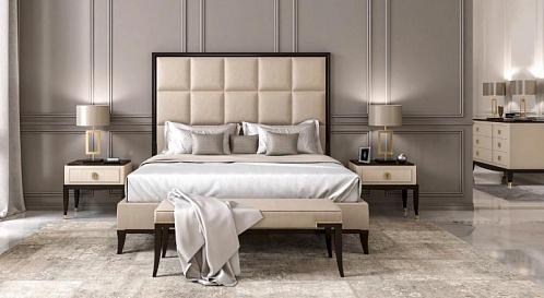 Кровать Chiaroscuro PR.05.2