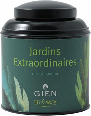 Зеленый чай JARDINS EXTRAORDINAIRES 100г