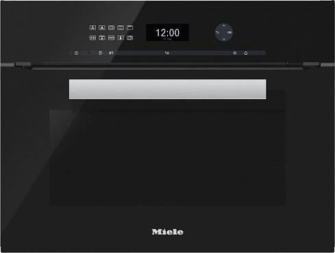 Духовой шкаф H6401B OBSW черный обсидиан