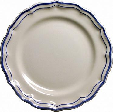 Тарелки десертные FILET COULEUR синий 4шт