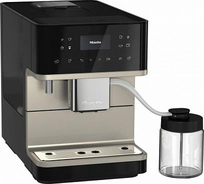 Кофемашина CM6360 чёрный металлик OBCM