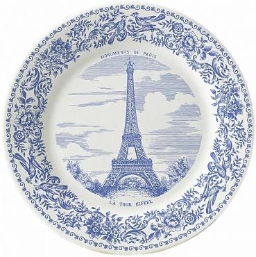 Тарелка для сладостей DE PARIS №1 1шт