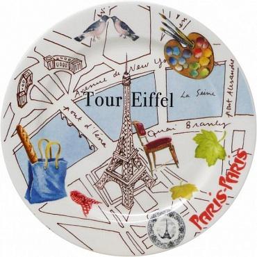 Тарелки для сладостей PARIS.PARIS 2шт