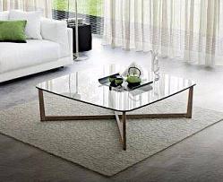 Кофейный стол Tavolino basso BRERA VETRO