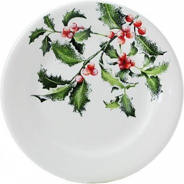 Тарелки десертные HOLLY 4шт