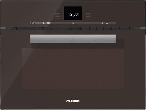 Духовой шкаф с СВЧ H6600BM HVBR коричневый гавана