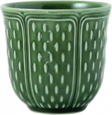 Чашки кофейные PETITS CHOUX vert olive 2шт