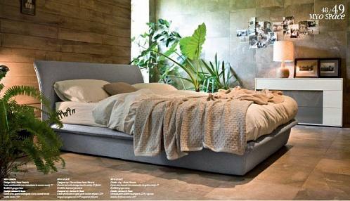 Кровать MYO SPACE