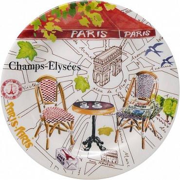 Тарелки десертные PARIS.PARIS 4шт