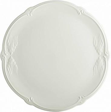 Блюдо для пирожных и тортов ROCAILLE PASTEL белый