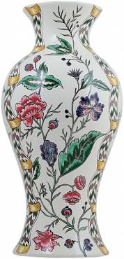 Ваза Japonaise Floral Dominoté