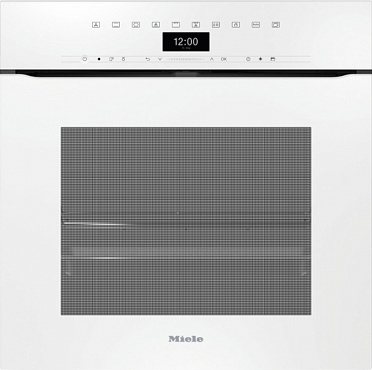 Духовой шкаф H7464BPX BRWS бриллиантовый белый